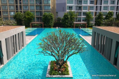 apartament w chiang mai z basenem