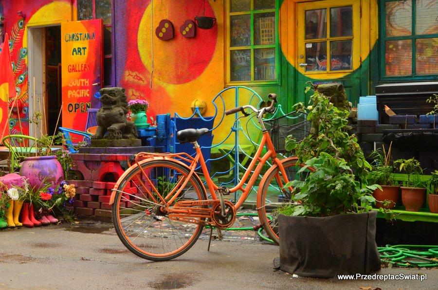 Christiania zwiedzanie