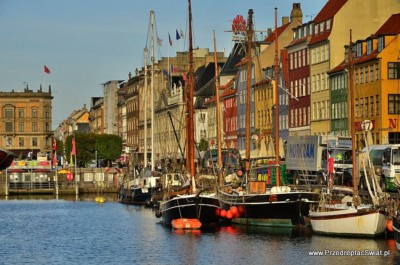 Kopenhaga - centrum miasta - zwiedzanie