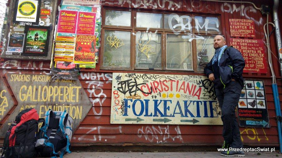 Wolne Miasto Christiania - Przedreptać Świat