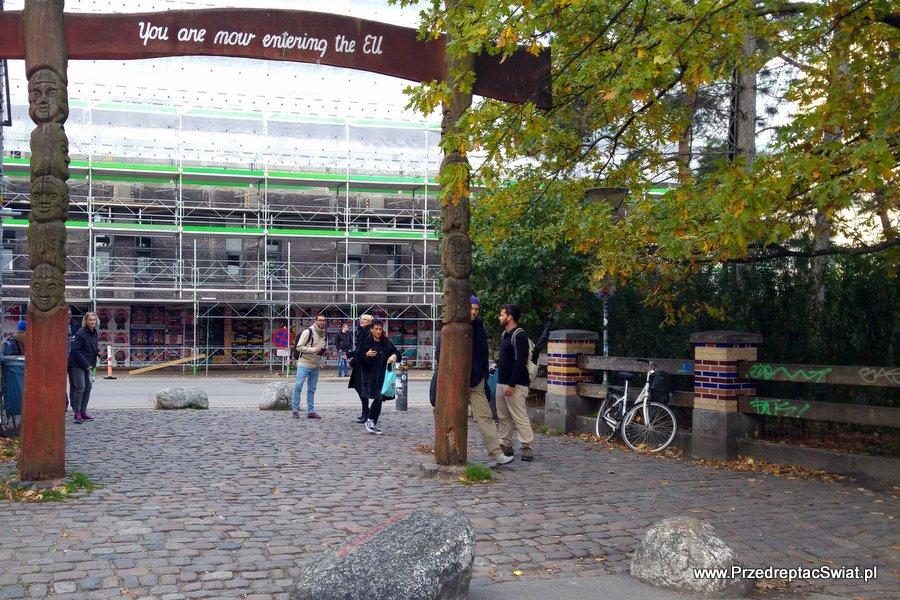 Christiania zwiedzanie, opinie, wrażenia