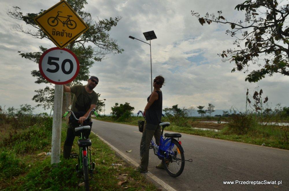 Tajlandia na rowerze