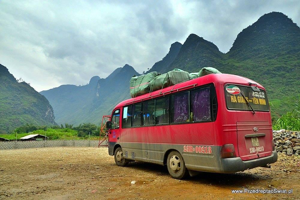 Ile kosztuje transport w Wietnamie ?
