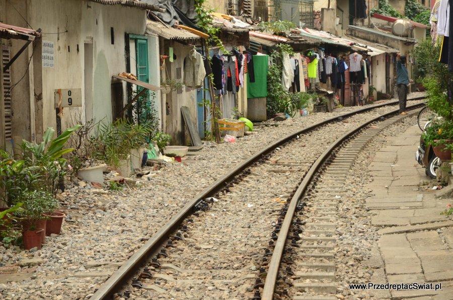 Hanoi tory kolejowe