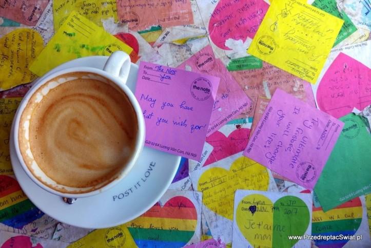 kawiarnie w Hanoi