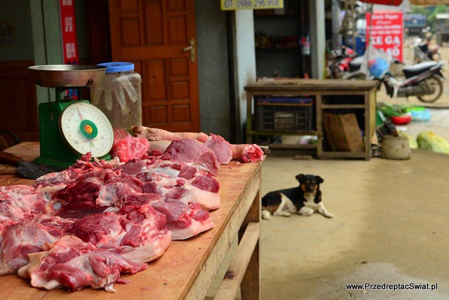 ceny jedzenia w Wietnamie