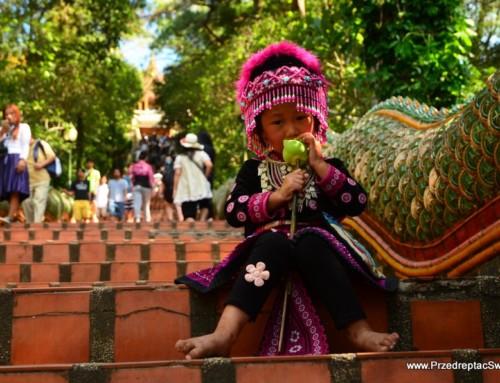 Tajlandia nieznana – co warto zobaczyć w okolicy Chiang Mai ?