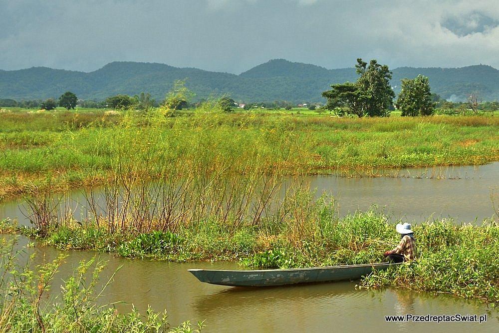 Północna Tajlandia widoki