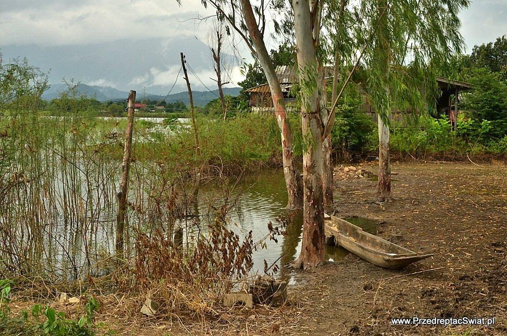 Północna Tajlandia - zwiedzanie Phayao
