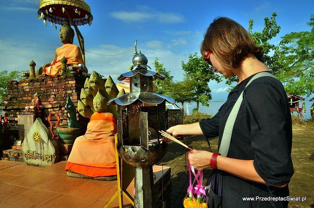 Zwiedzanie Phayao - Wat Tilok Aram