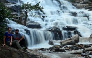 wycieczki z chiang mai - wodospad mae ya