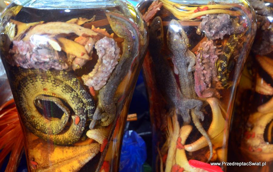 nalewka na wężach wietnam