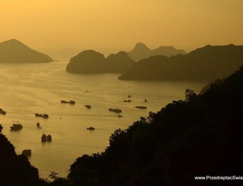Cat Ba – brama do magicznej zatoki Ha Long