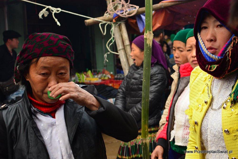 Targ w Dong Van - ethnic market