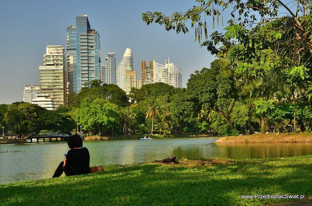Co warto zobaczyć w Bangkoku - Lumpini Park