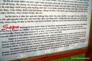 Wietnam - Sapa