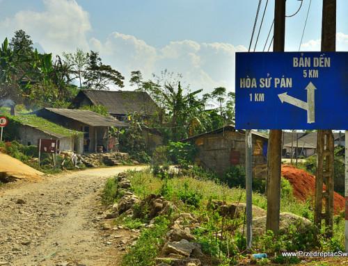 O transporcie w Wietnamie słów kilka …