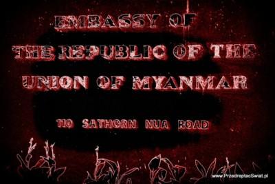 Wizy do Birmy - wizy do Mjanmy w Ambasadzie w Bangkoku