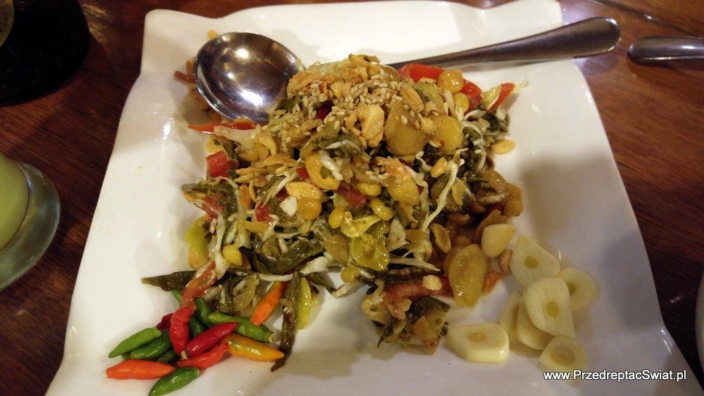 Tea Leaf Salat - mjanma - ceny