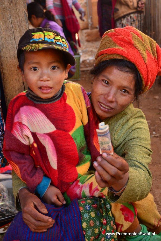Mjanma - ceny na miejscu