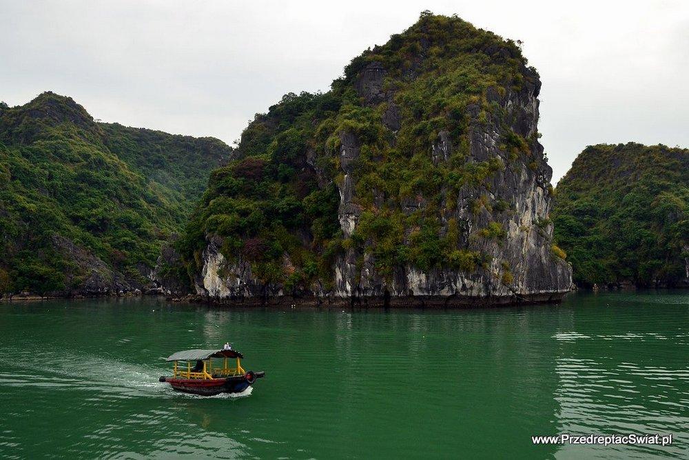 Wietnam - co warto zobaczyć w Wietnamie? Ha Long - rejs