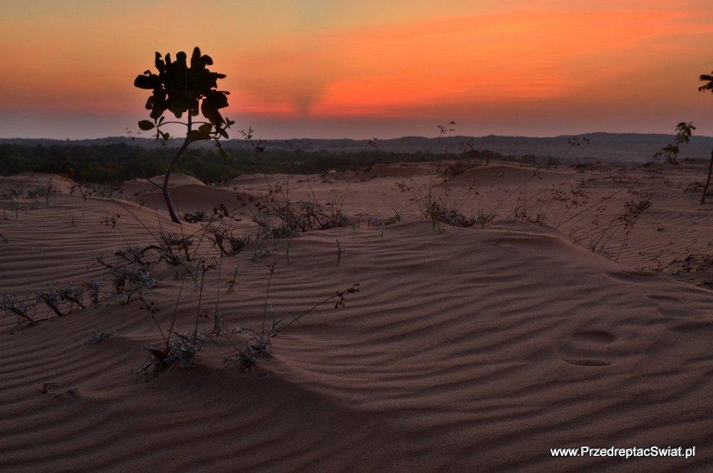 White Sands Dune - Mui Ne
