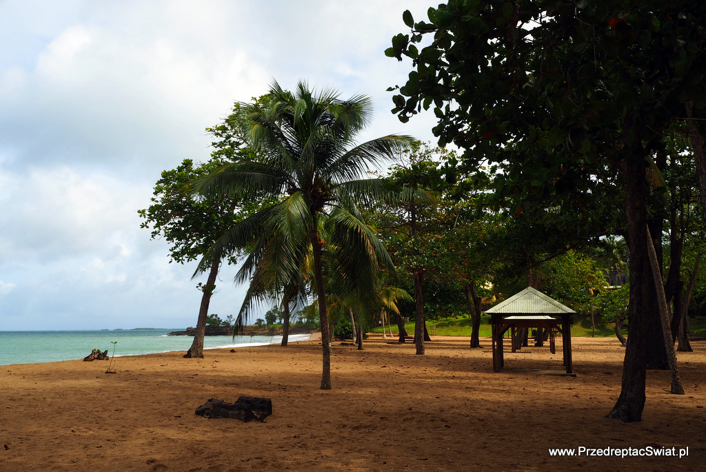 Najpiękniejsze plaże na Gwadelupie
