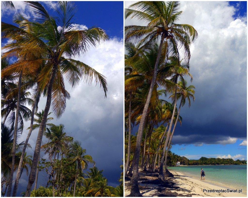 Najpiękniejsza plaża na GWadelupie - Caravelle