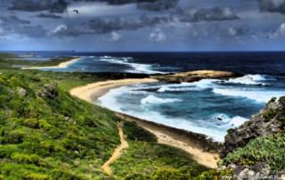 najlepsze plaże na Gwadelupie
