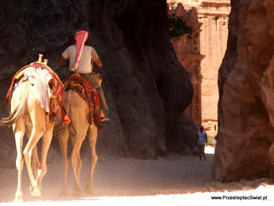 co warto zobaczyć w Jordanii - Petra