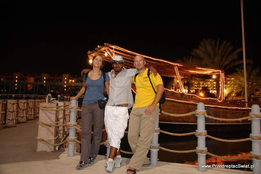 Mohamed - wycieczki z Aqaby