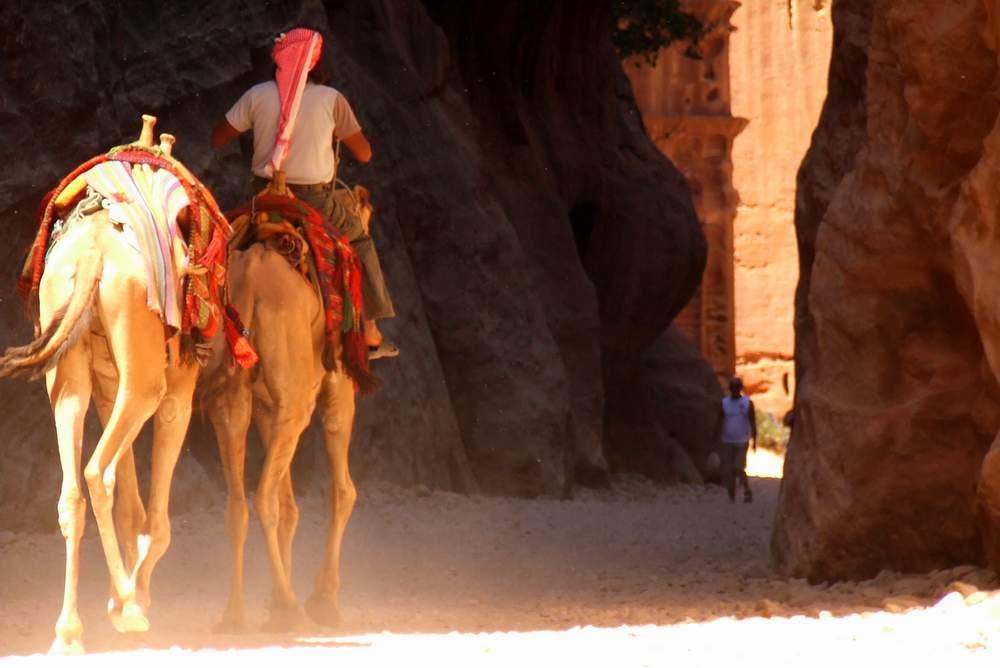Jordania i wizy do Jordanii - informacje