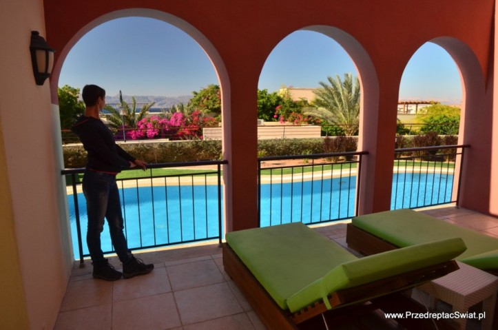 Jordania sprawdzone noclegi - Tala Bay