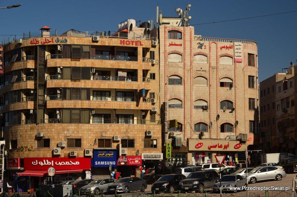 Jordania sprawdzone noclegi w Aqabie