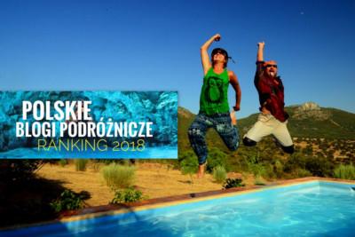 Polskie Blogi o Podróżach - Ranking