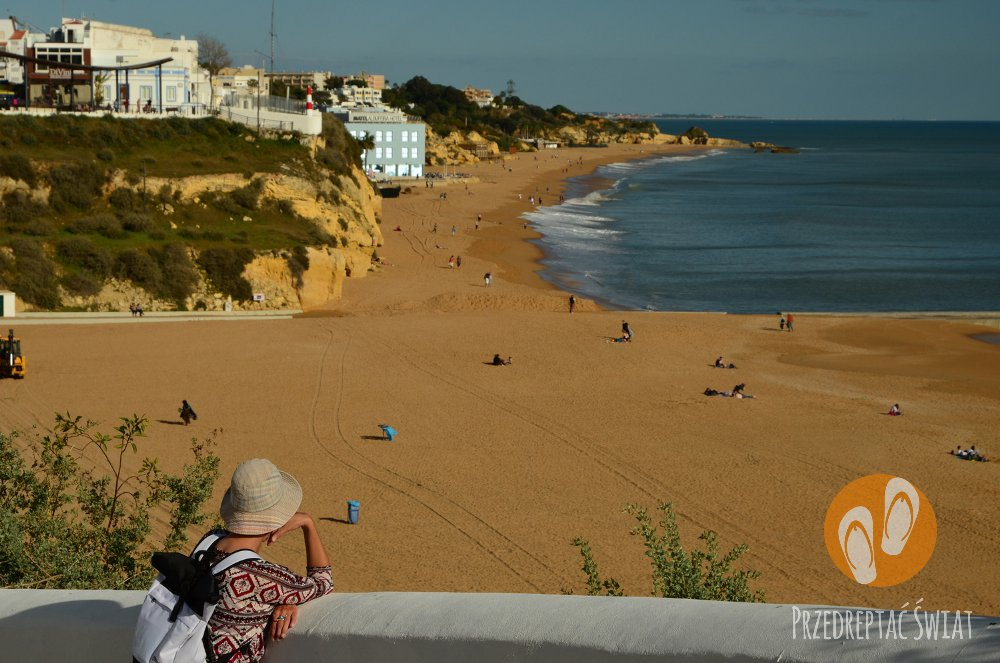 Ciekawe miejsca w Algarve - Albufejra