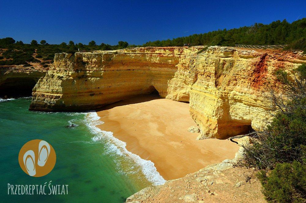Trasy piesze w Algarve - seven hanhing valleys trail