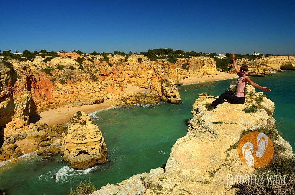 Algarve - piesze wędrówki w Portugalii