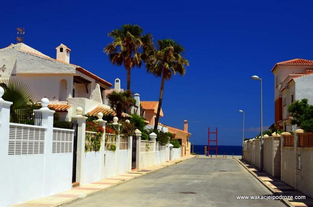 Andaluzja - Calahonda