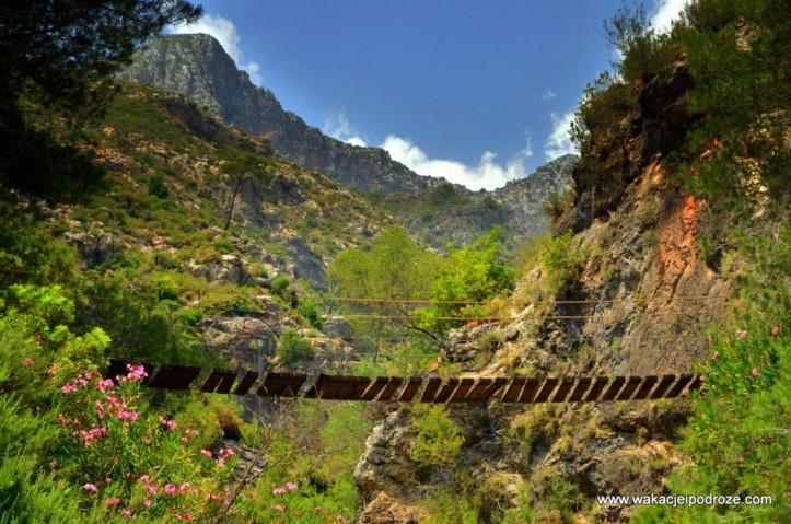 Junta de los Rios - ciekawe miejsca w okolicy Malagi