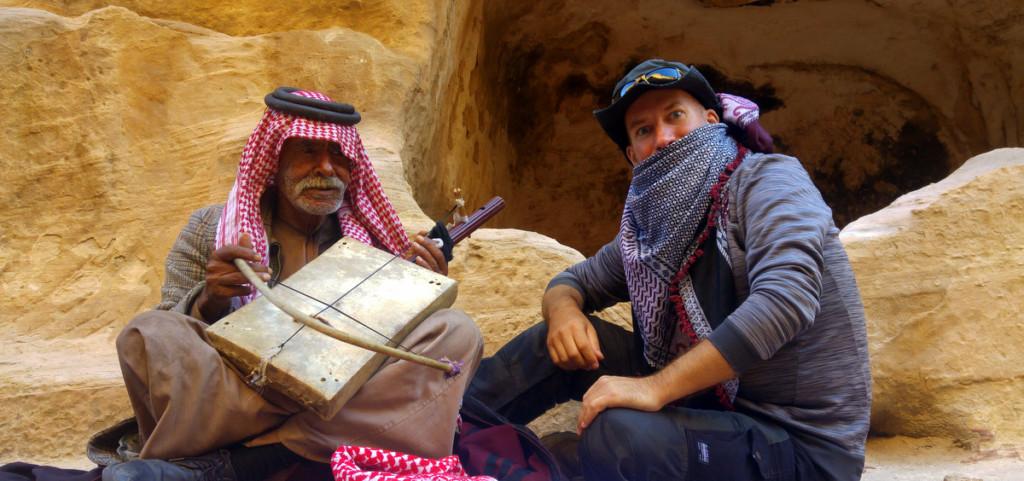 Ciekawe miejsca w Jordanii - Mała Petra