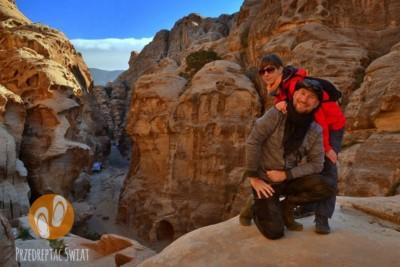 Mała Petra - ciekawe miejsca w Jordanii