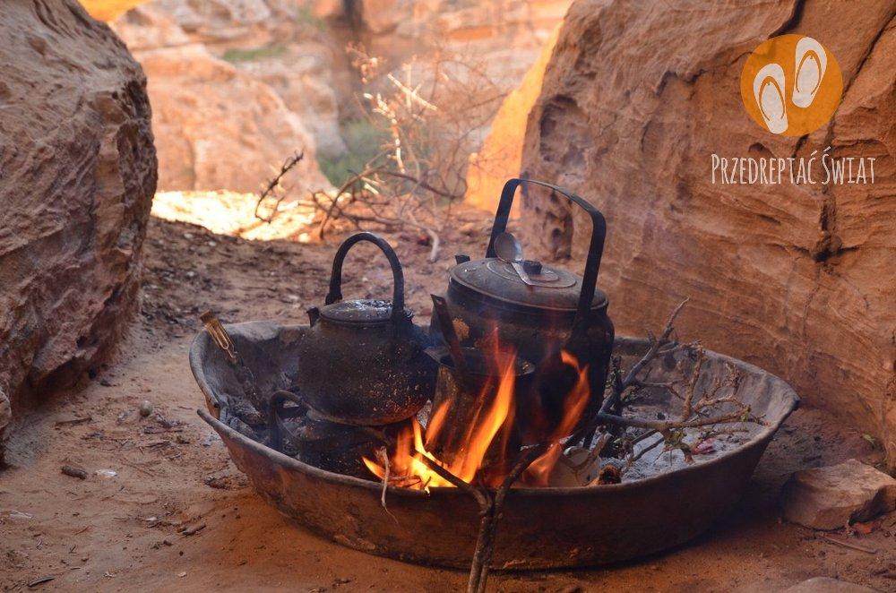 Ciekawe miejsca w Jordanii - kawa po arabsku