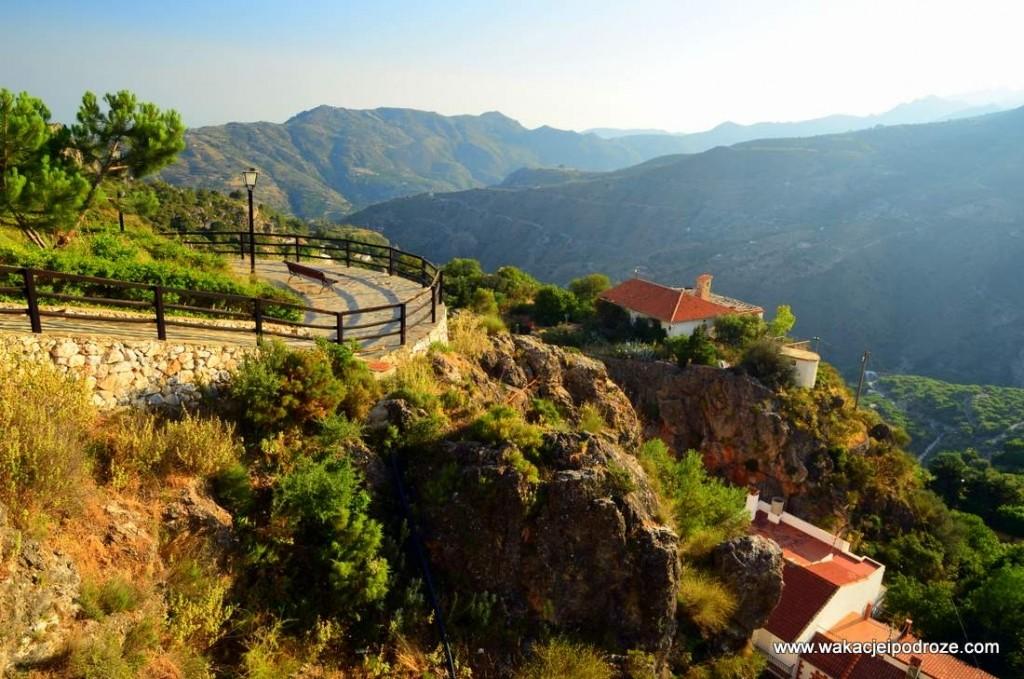 Lentegi - urocze miasteczko koło Malagi