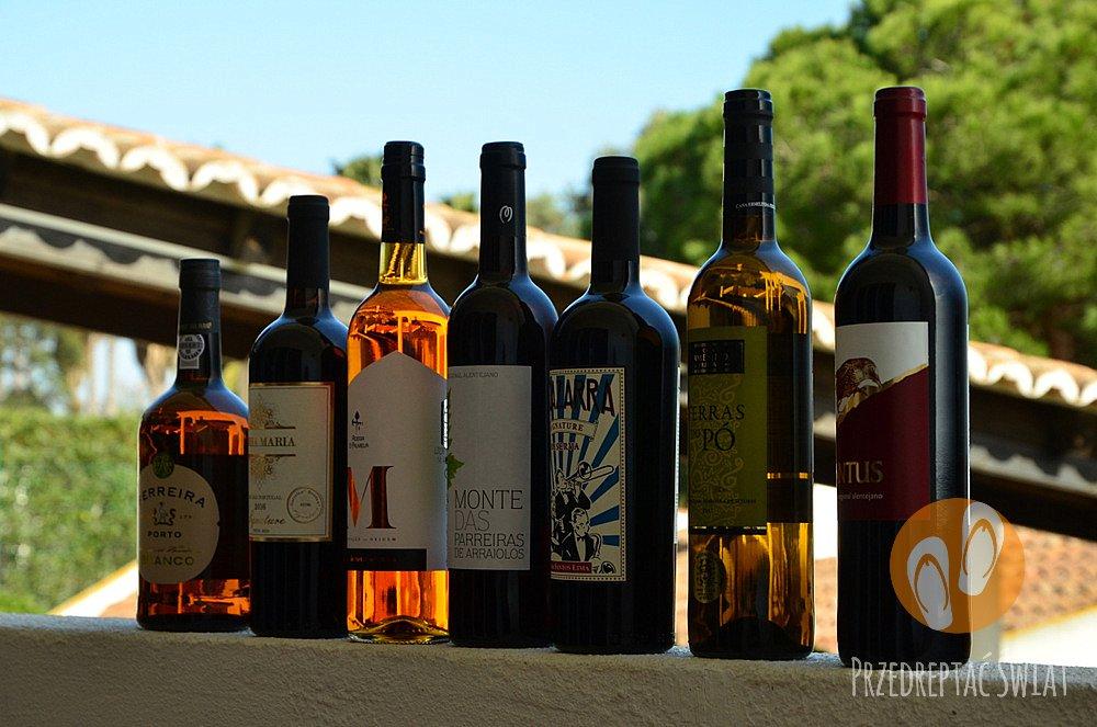 Wino w Portugalii