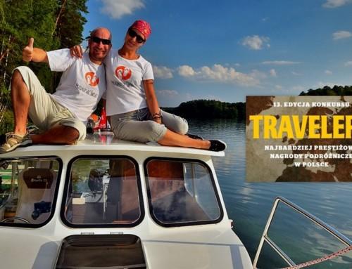 Przedreptać Świat nominowany w konkursie Travelery – National Geographic