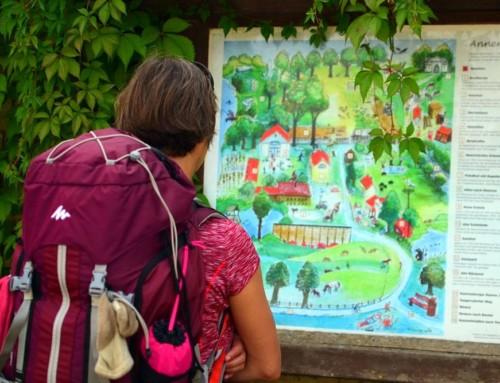 Szlaki piesze w Niemczech – Brandenburgia – Maerkische Landweg – informacje praktyczne