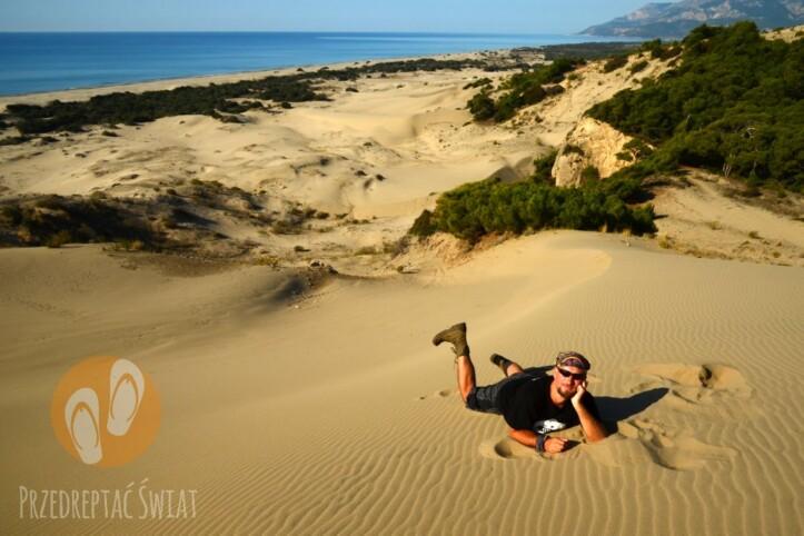 wycieczki z Fethiye - patara beach
