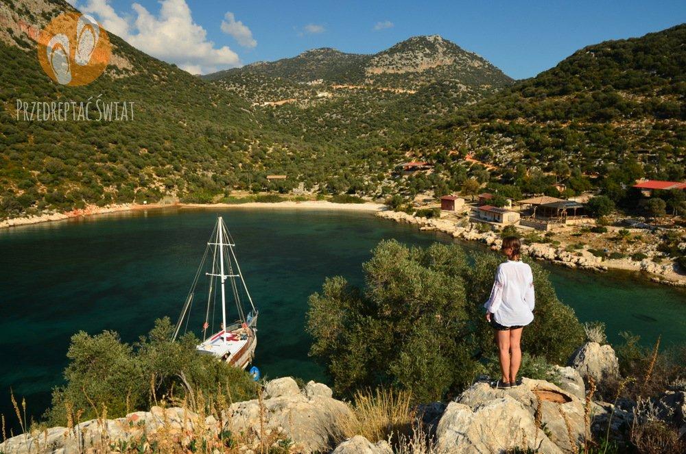 Boat Trip - wycieczki z Kas