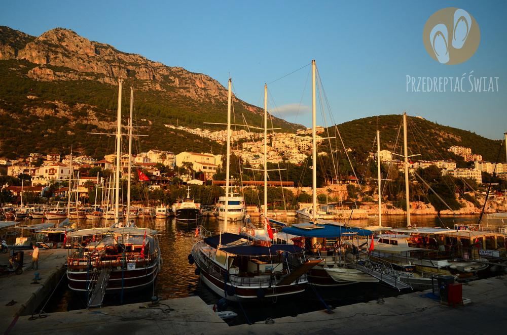 Kas - port - Turcja